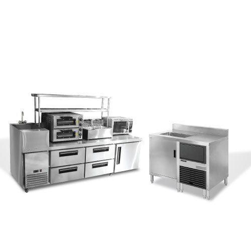 Alfresco outdoor kitchen equipment f e d Outdoor kitchen equipment