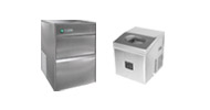 Compact Deluxe Ice Machines