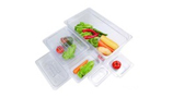 Gastronorm Pans Clear Poly
