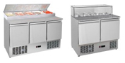 Compact Workbench Fridges