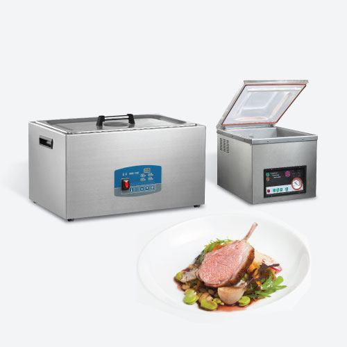 SOUS VIDE COOKERS