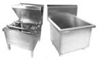 Sinks, Mop Sinks, Greasetraps