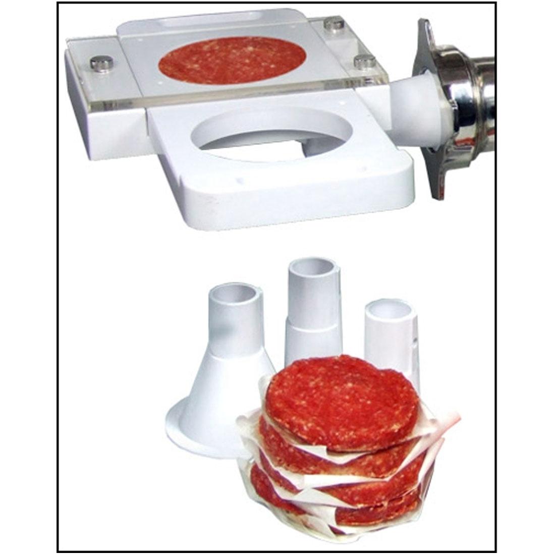 602201 Patty Press Moulds