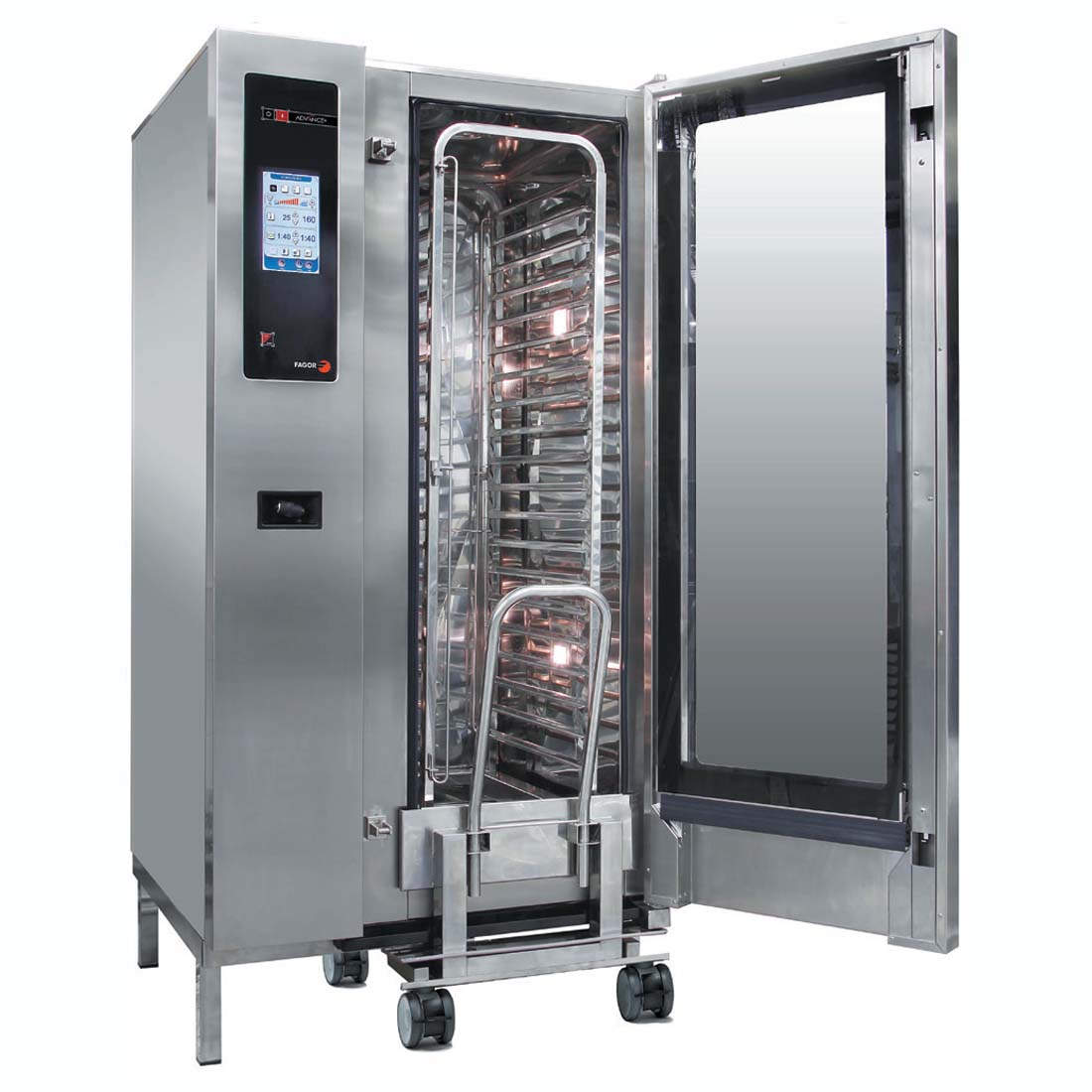 Fagor Advanced Plus Electric 20 Trays Combi Oven - APE-201