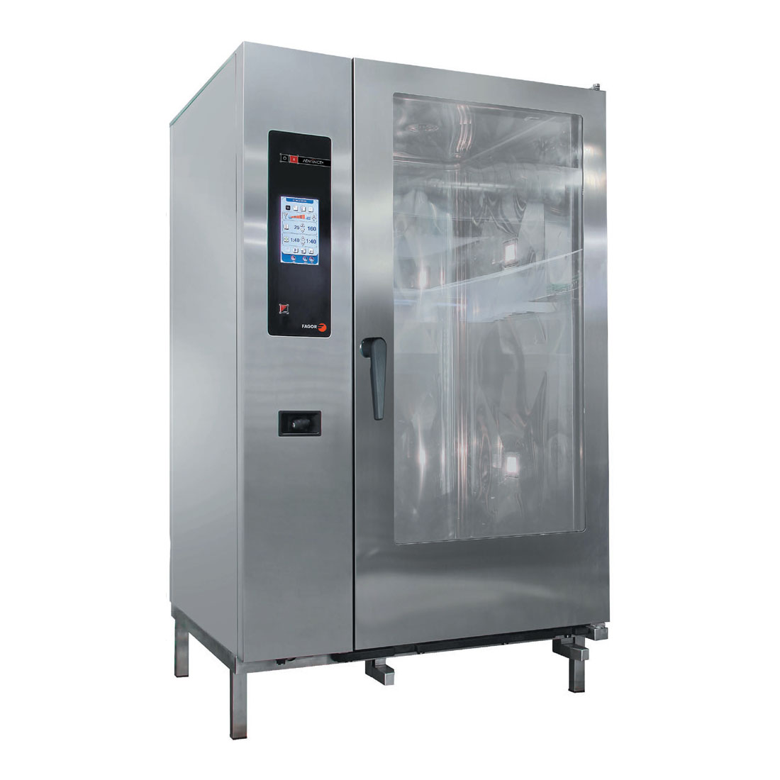 Fagor Advanced Plus Electric 20 or 40 Trays Combi Oven - APE-202