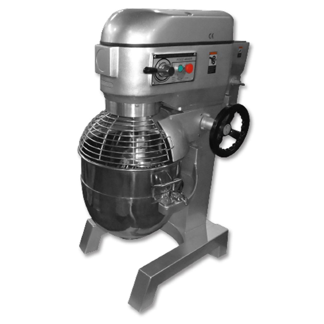 B40KG 40 Litre Gear Drive Three Speed Mixer
