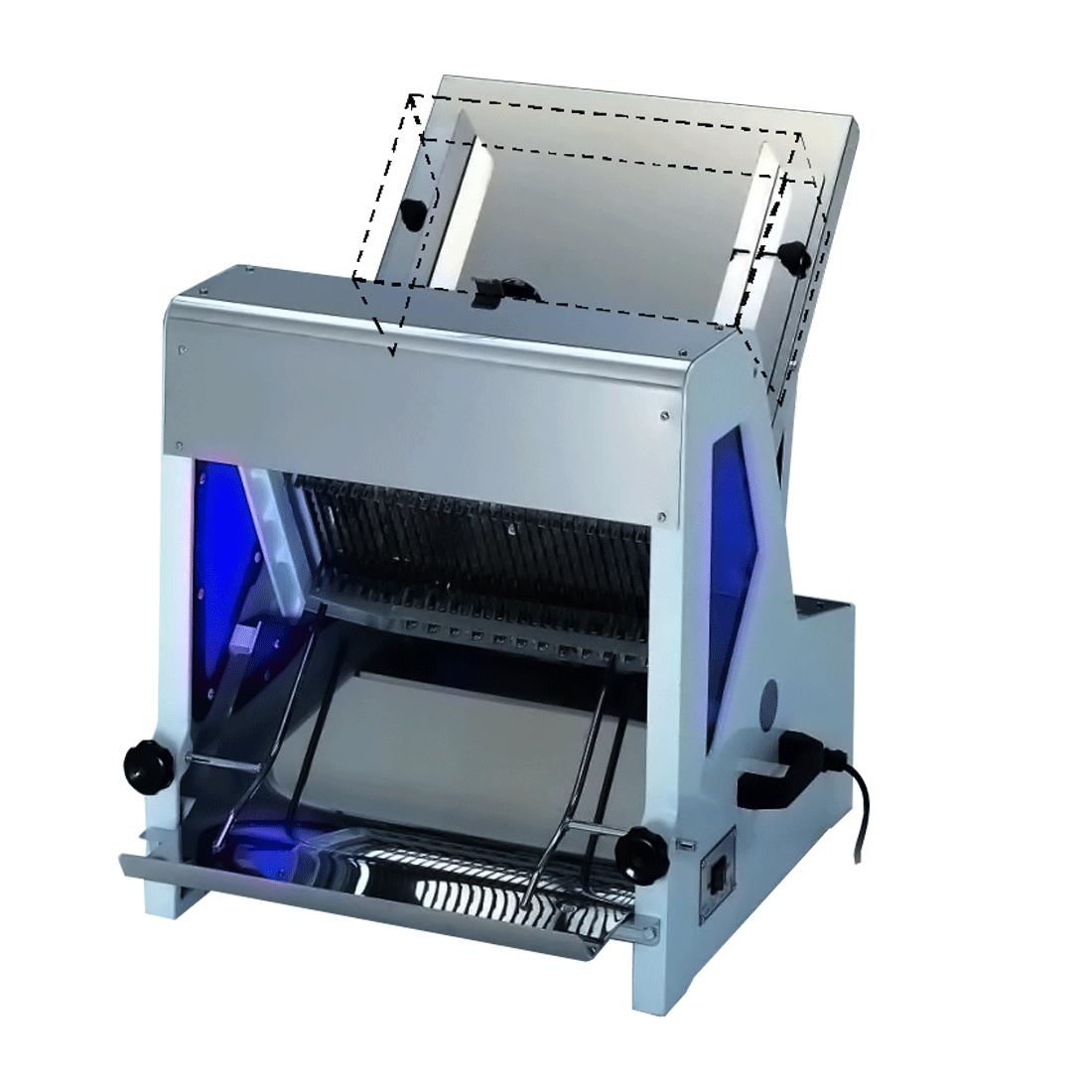Bread slicer without blade - JSL-31M