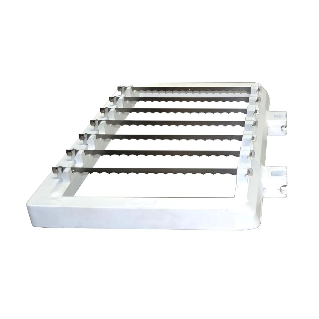 Cutter for bread slicer machine - JSL-31M-15