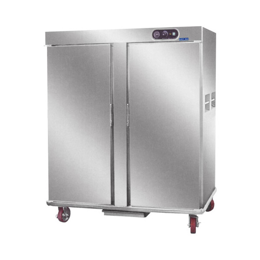 DH-22-21D Double Warming Cart