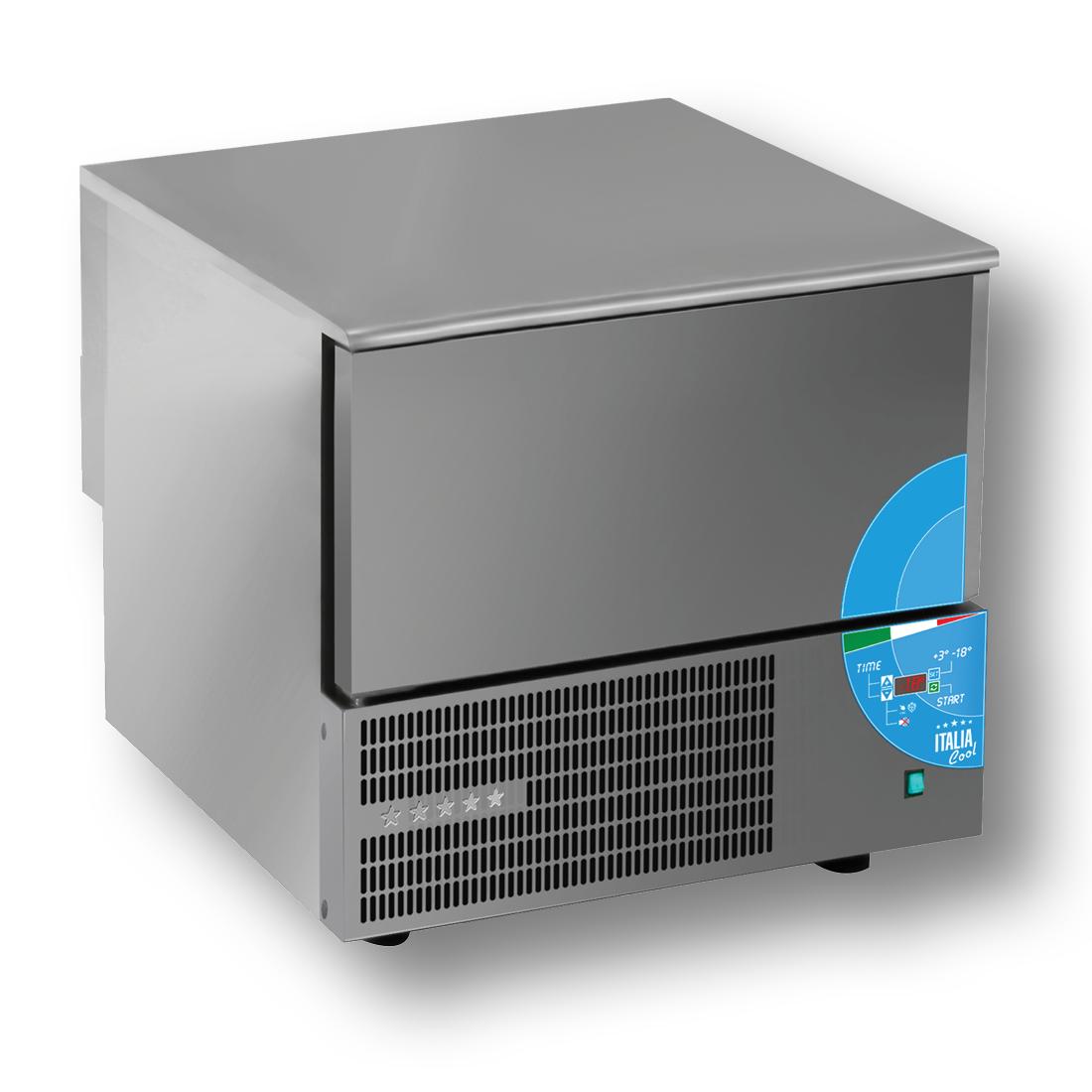 DO3 Blast Chiller & Shock Freezer