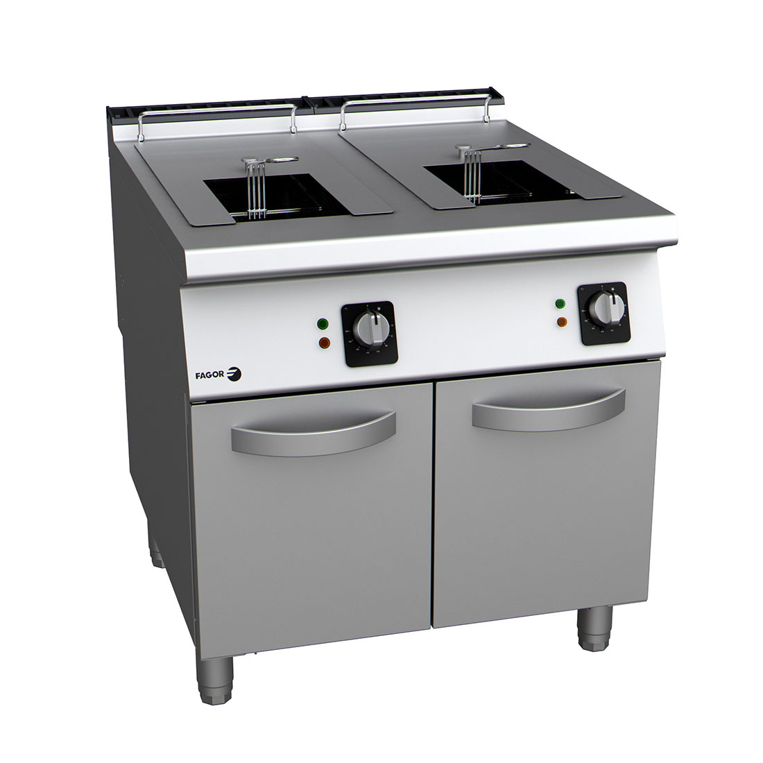 Fagor Kore 900 Series Gas Deep Fat Fryer - F-G9215