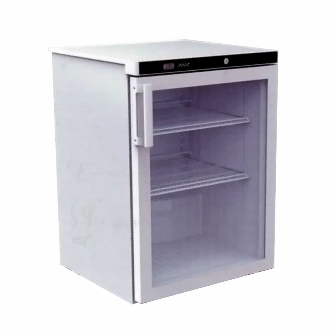 Chiller with glass door - FED180G