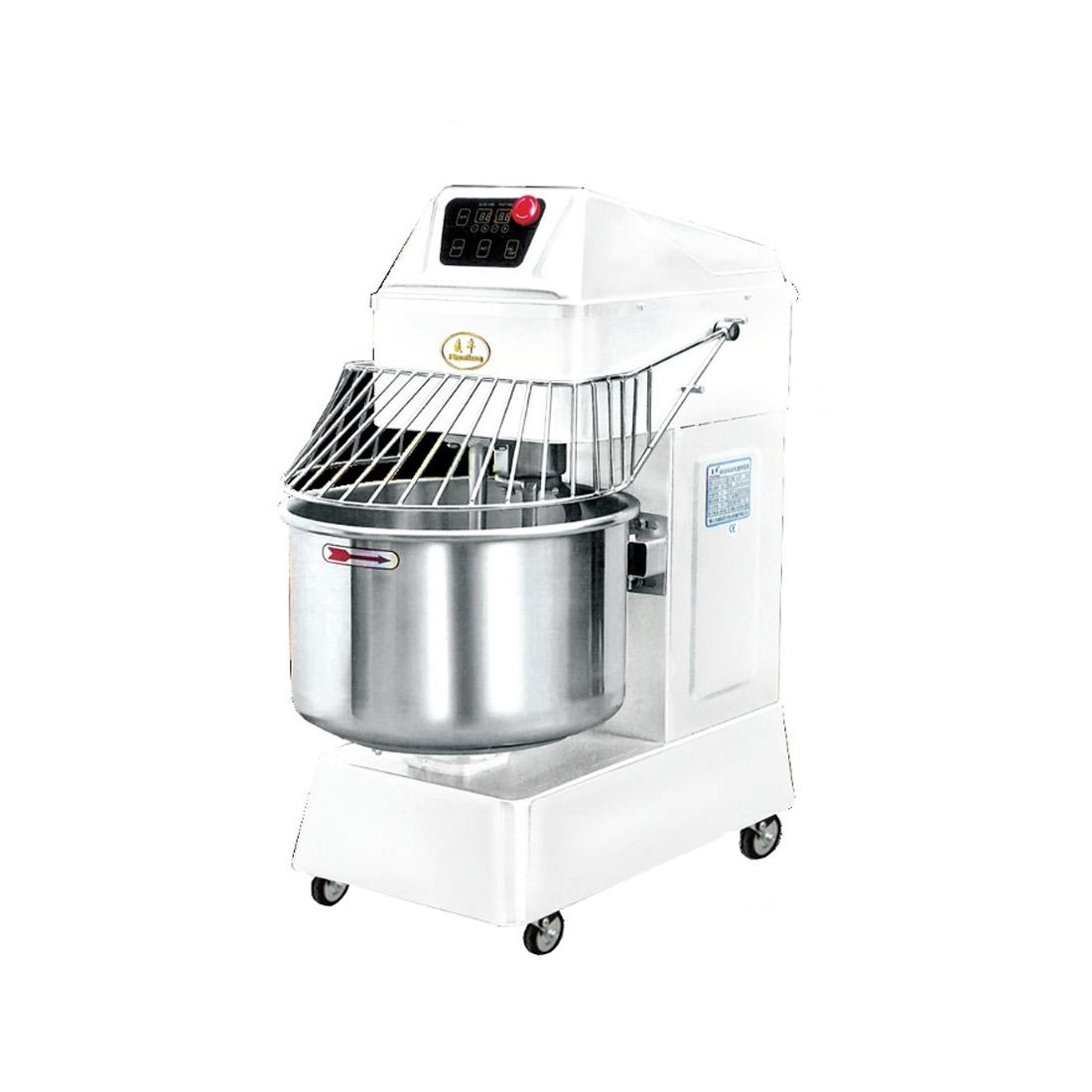 Spiral mixer single phase 200t bowl 75kg flour - FS200A