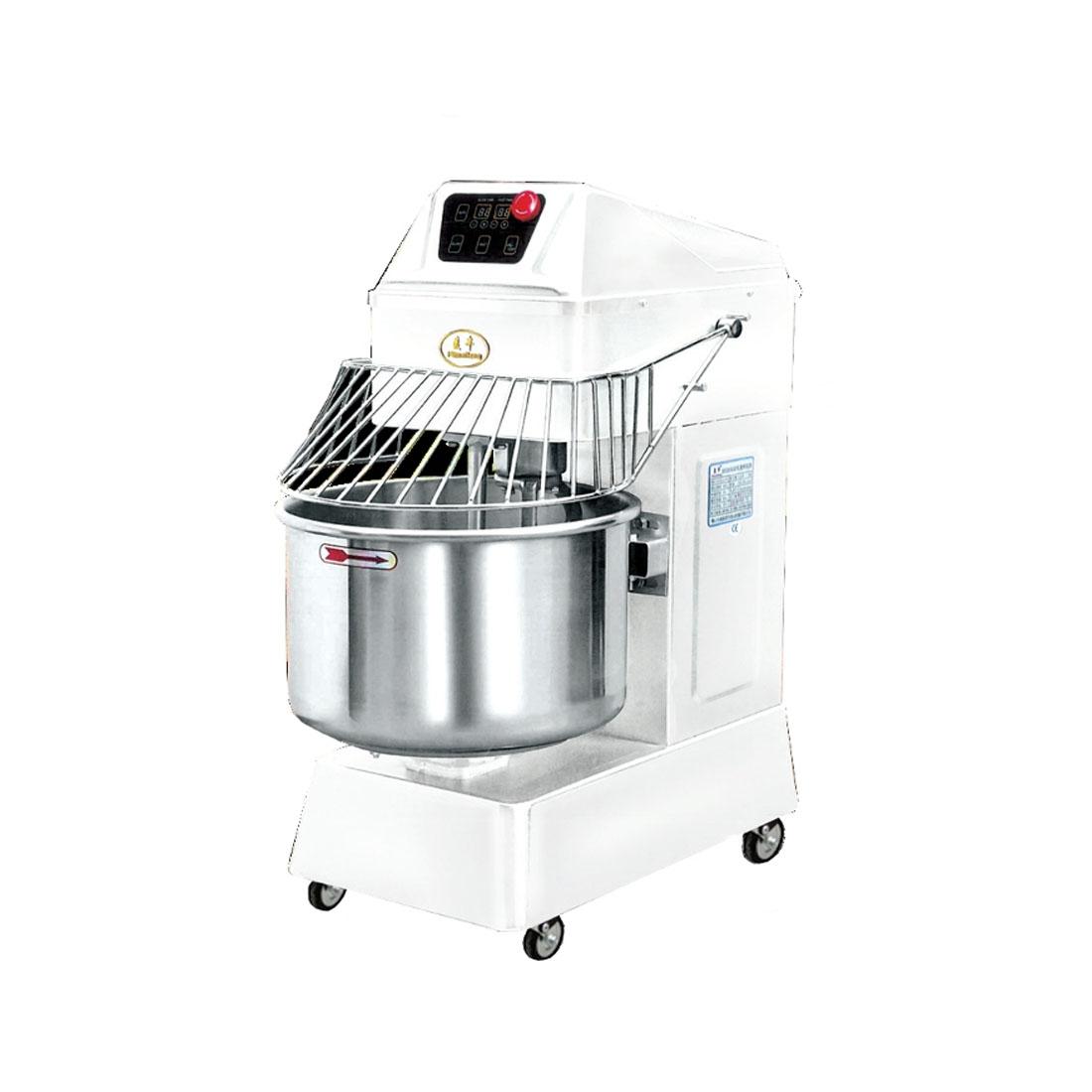 Spiral mixer single phase 130t bowl 50kg flour - FS130A
