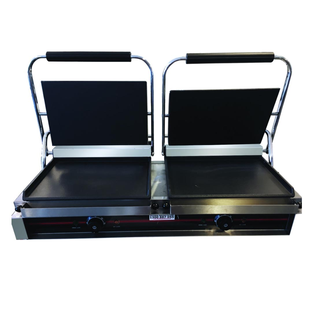 GH-813EE Large Double Contact Grill