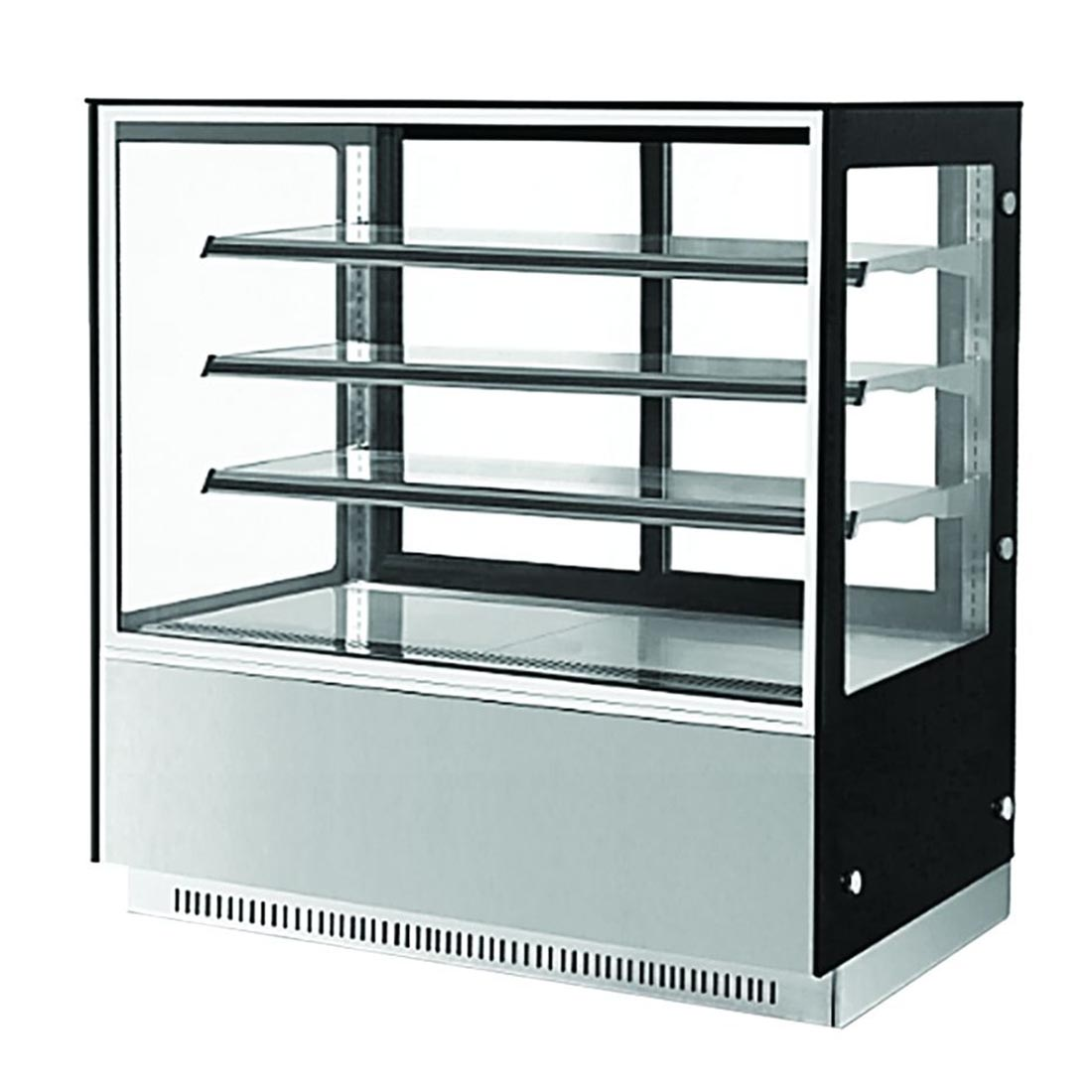 Modern 3 Shelves Cake or Food Display - GN-900RF3