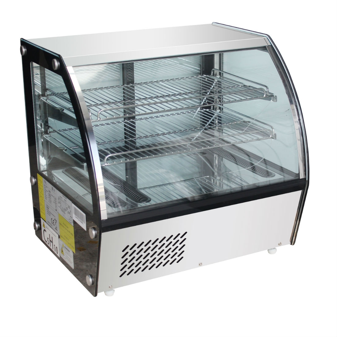 HTR100N -  Chilled Counter-Top Food Display