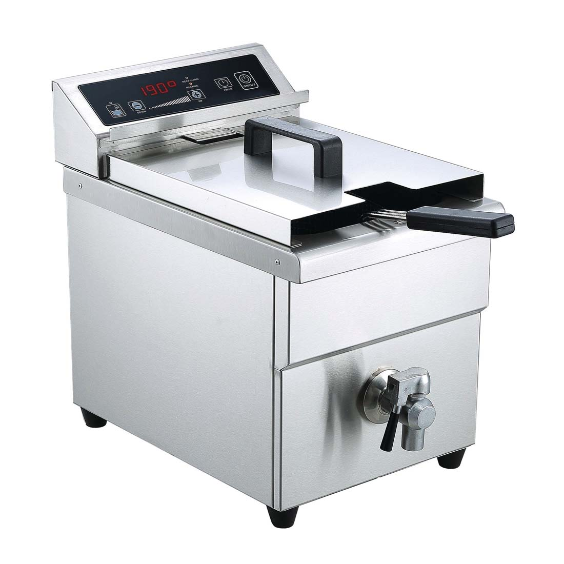 Single tank induction fryer - IF3500S
