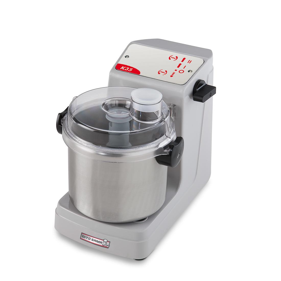 Dito Sama Food processor 3.5 litre single speed 500w - K35
