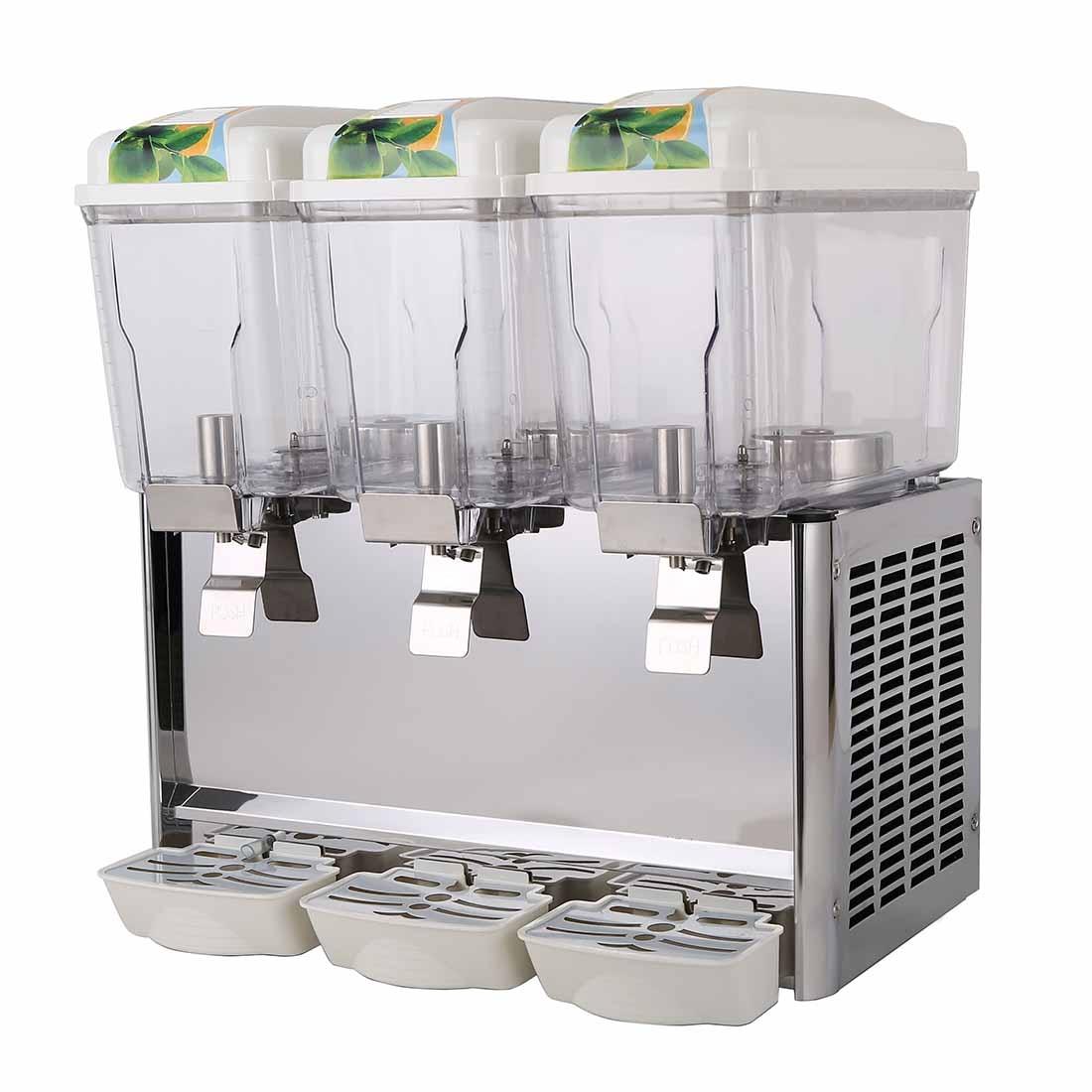 Triple Bowl Juice Dispenser - KF12L-3