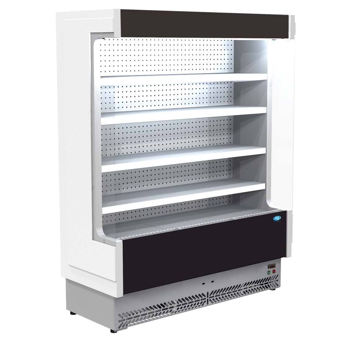 Open Chiller with 4 Shelves - TDVC60-SL-150
