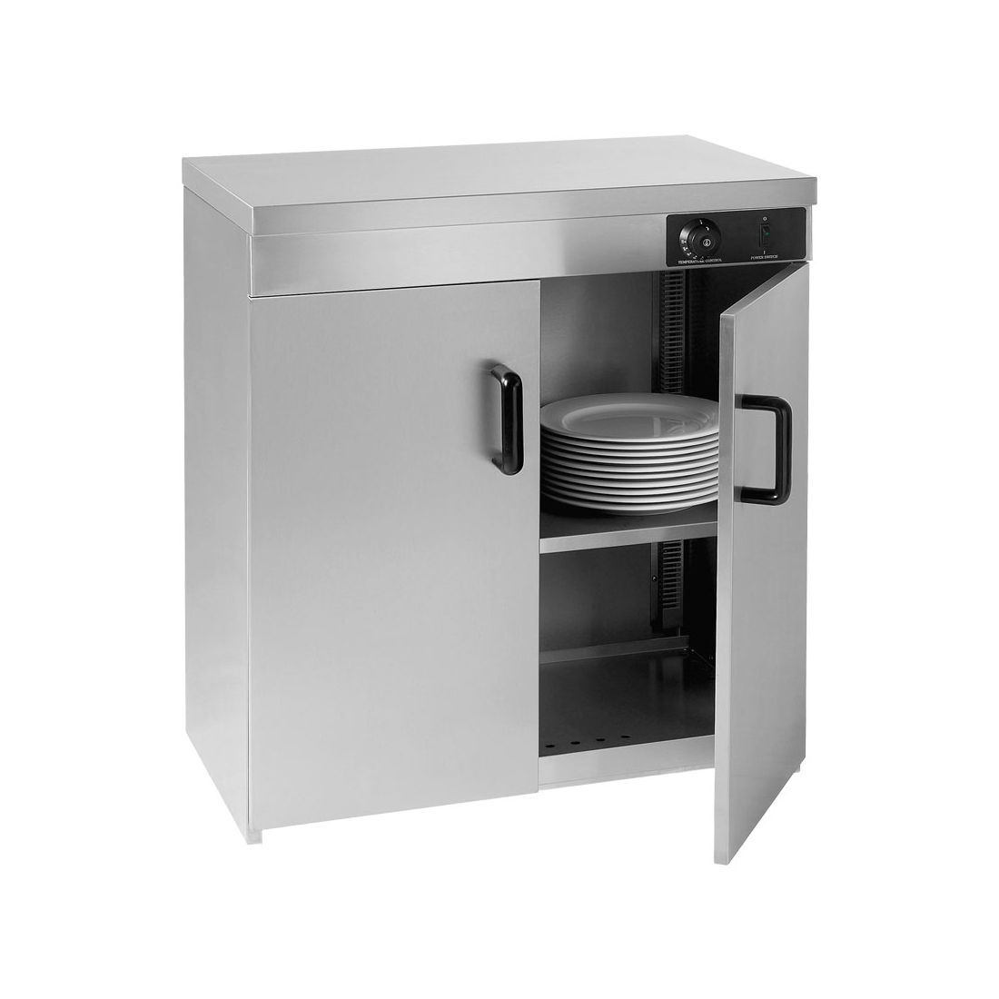PW-D Plate Warmer - Double