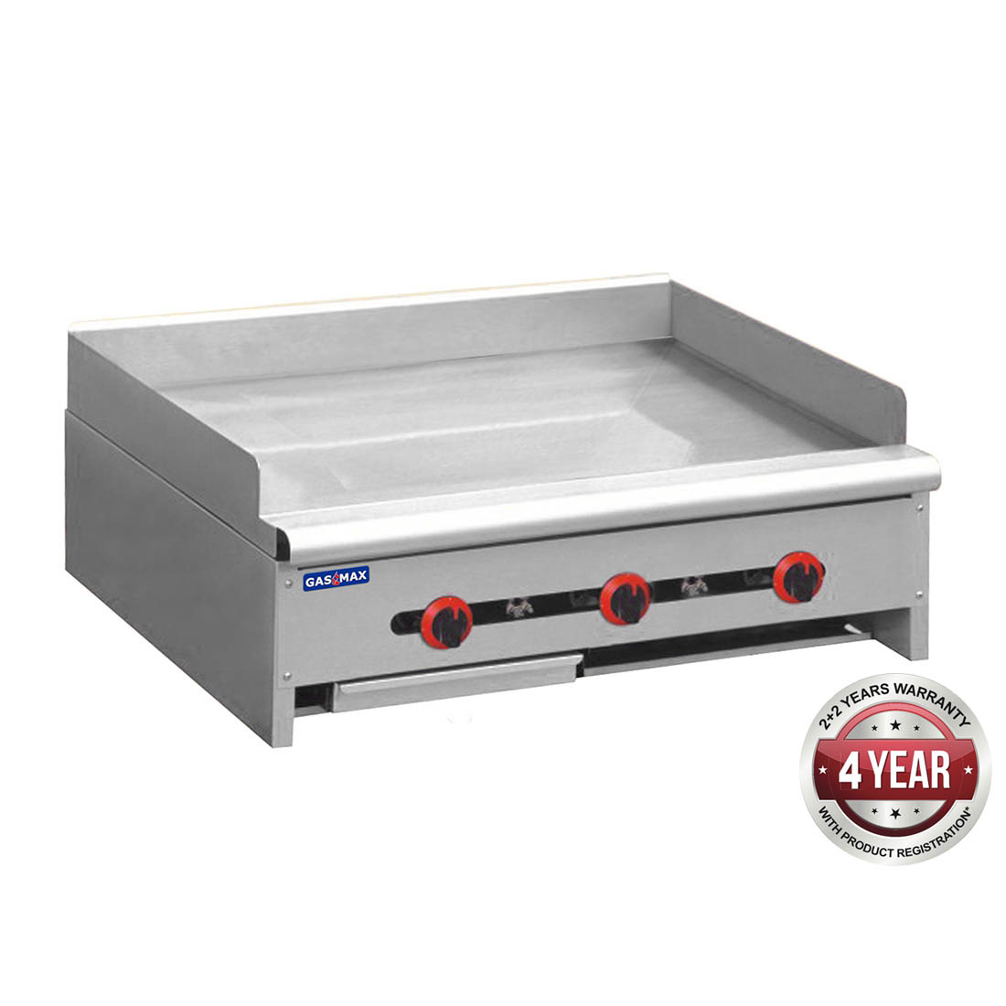 RGT-36ELPG Three Burner Griddle LPG