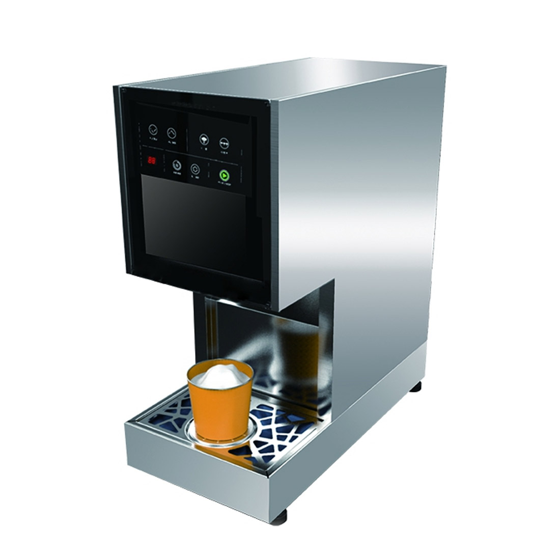 SK-201M Snow Flake Ice Output 200Kg