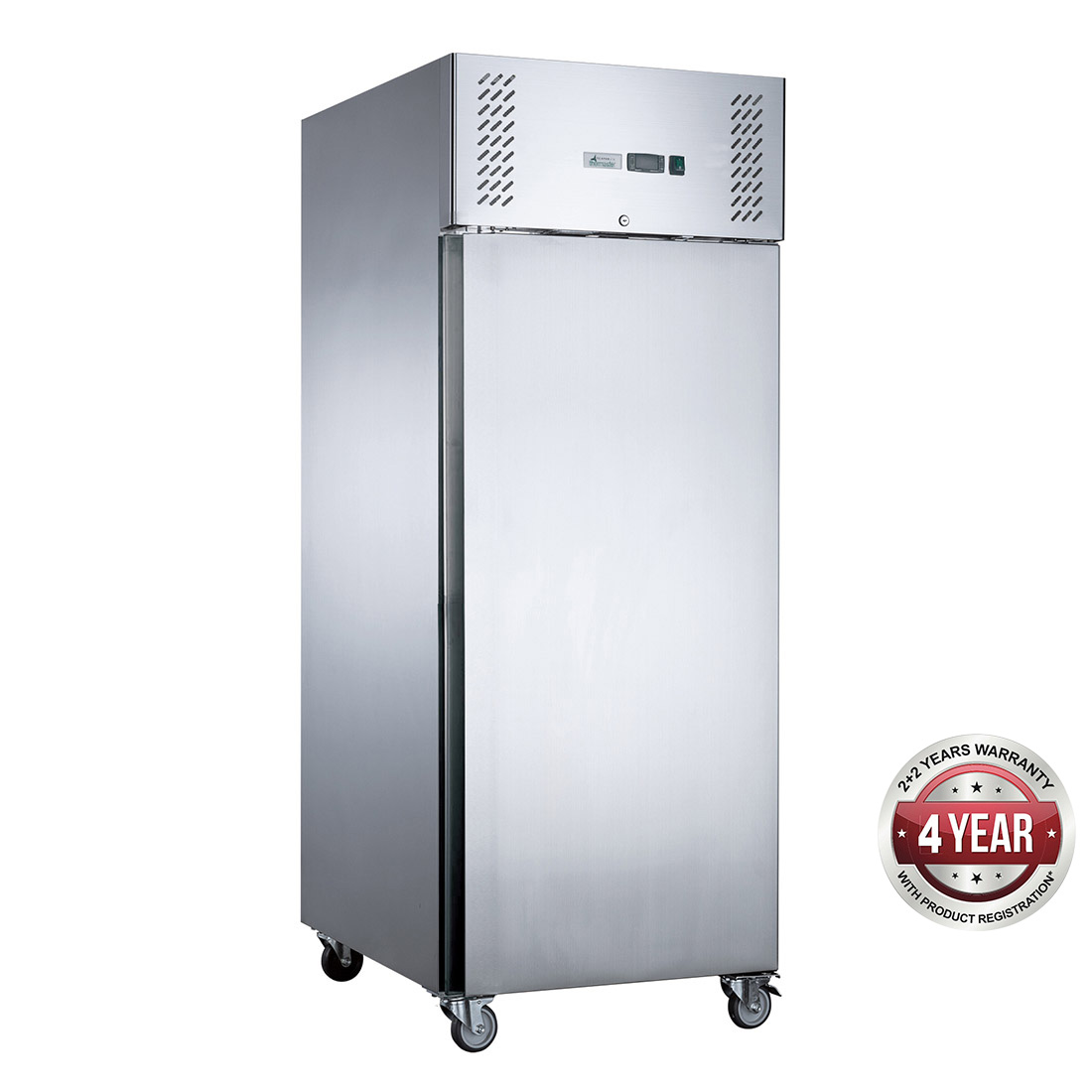 FED-X S/S Single Door Upright Freezer - XURF650SFV