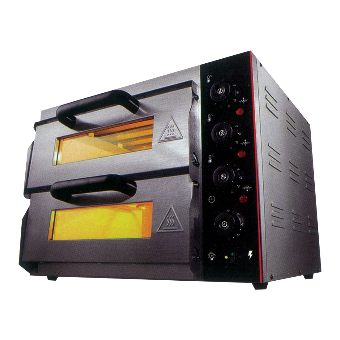Electric Pizza Oven Double Deck - TEP-2SKW