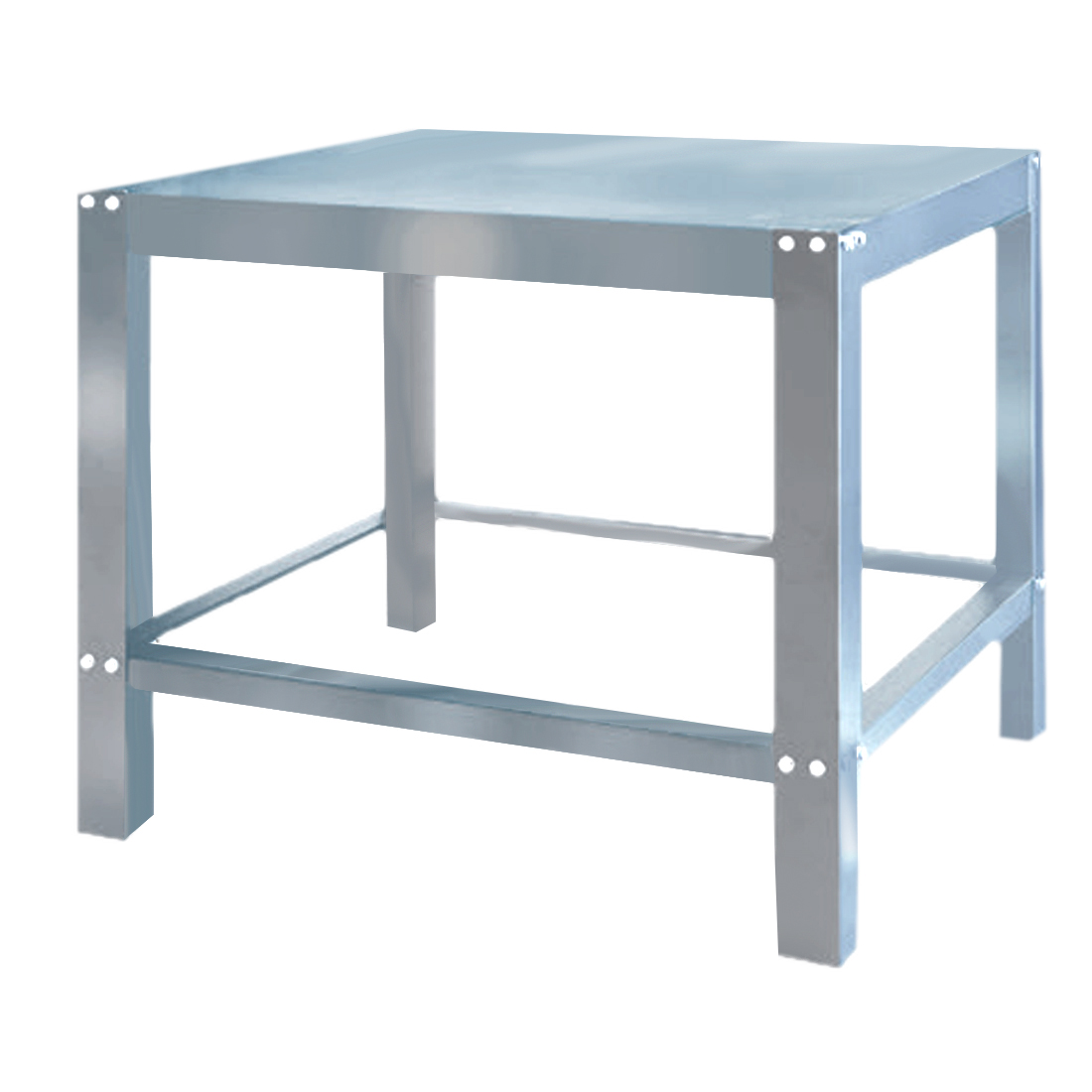 TP-2-1-S Stainless Steel Stand