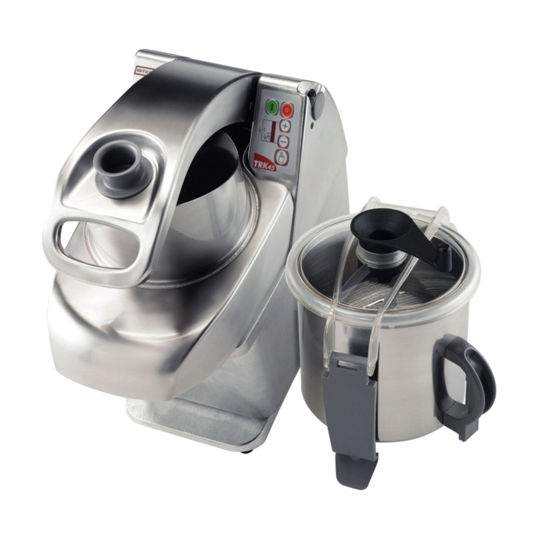 Dito Sama Combined cutter and vegetable slicer - 5.5 LT - VARIABLE SPEED - TRK55