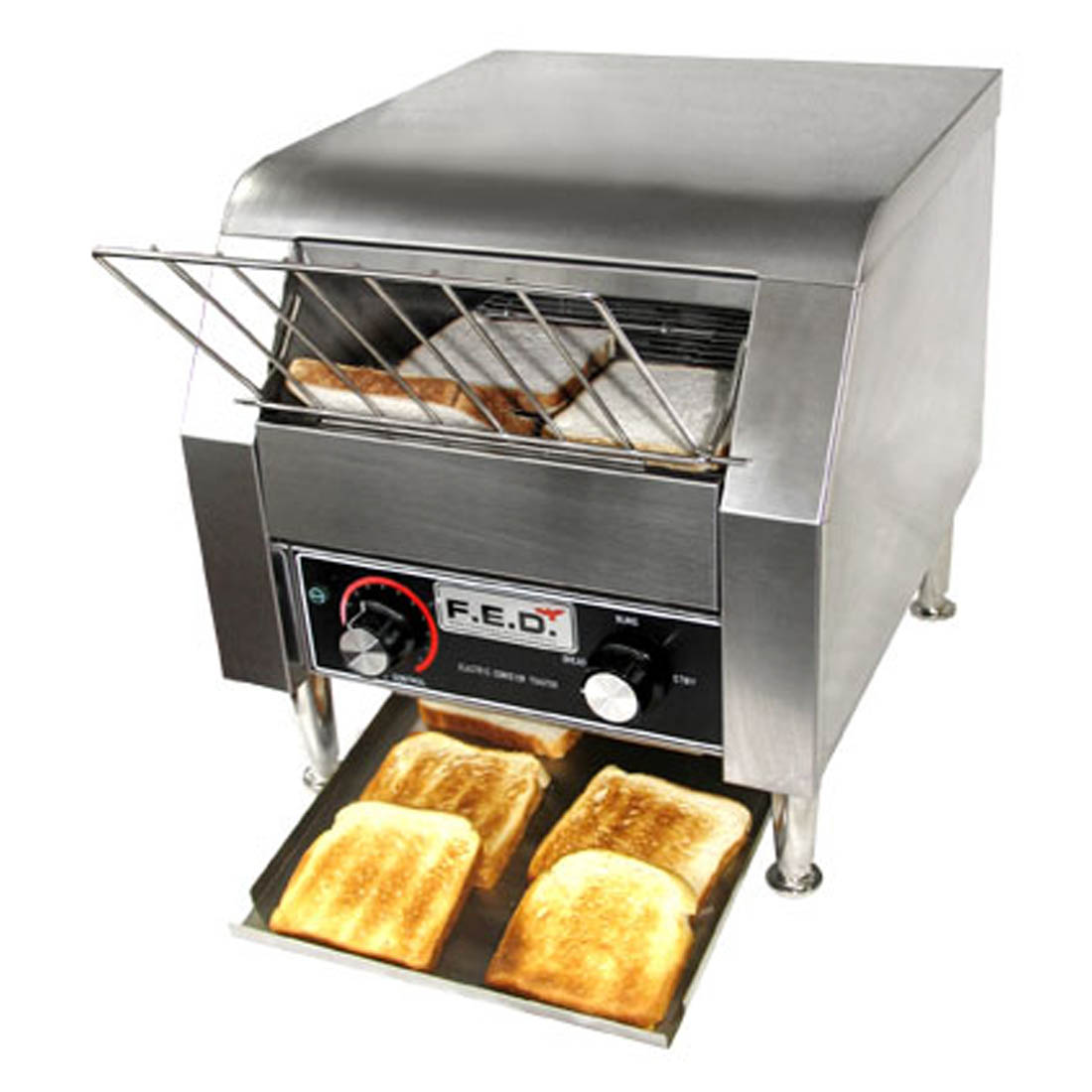 TT-300E Two Slice Conveyor Toaster