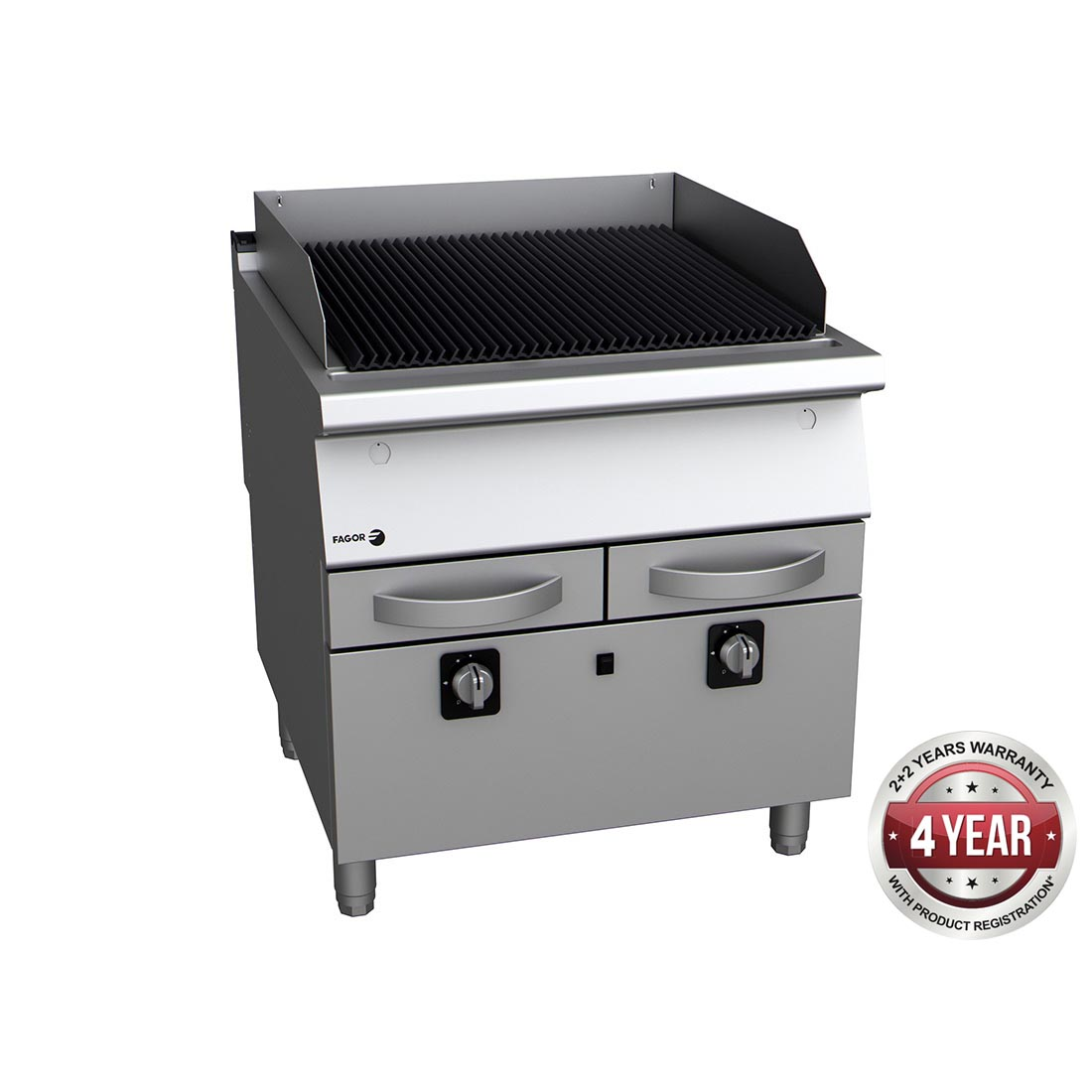 900 Series NG Chargrill - B-G9101
