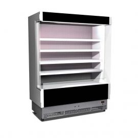 Open Chiller with 4 Shelves - TDVC80-CA-187