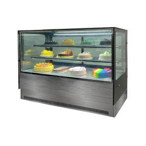 Modern 2 Shelves Cake or Food Display - GAN-1800RF2