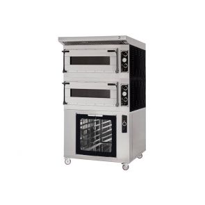 Stainless Steel Hood with Motor and Speed Regulator- KT4-44MS