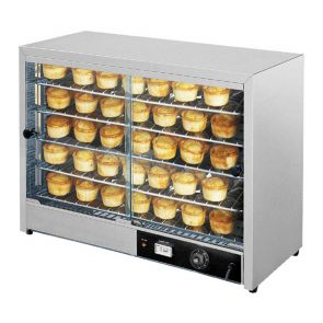 Pie Warmer & Hot Food Display - DH-805E
