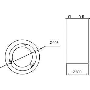 Plate Lowerator Insert - DR-3E