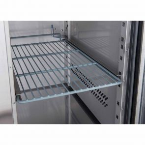 FED-X S/S Three Door Sandwich Counter - XSS8C20S3V