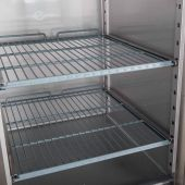 FED-X S/S Full Glass Door Upright Freezer - XURF600G1V