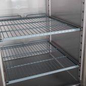 FED-X S/S Single Door Upright Freezer - XURF400SFV