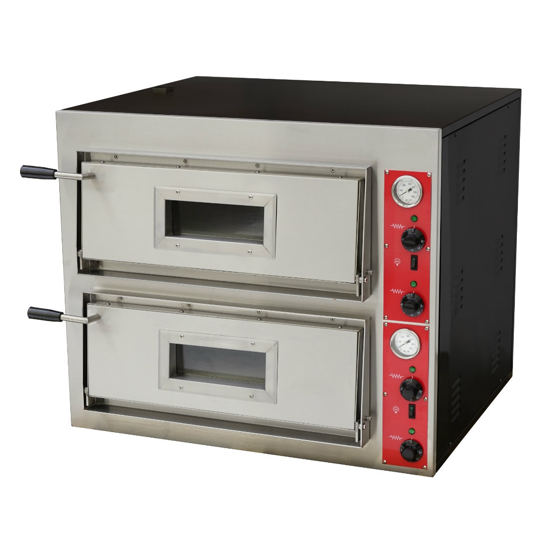 EP-1-SDE - Germany's Black Panther Pizza Deck Oven