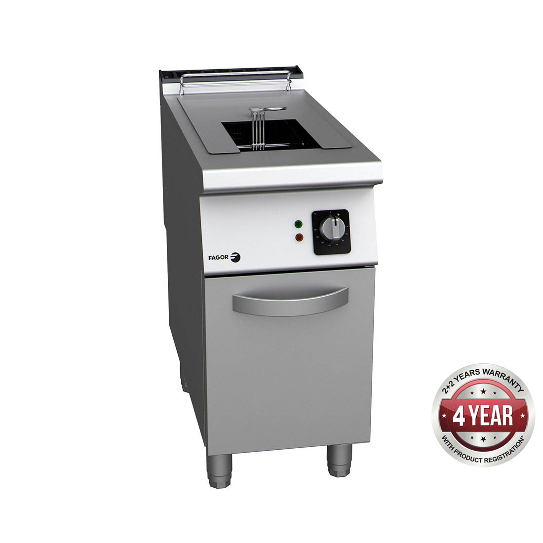 900 Series Natural Gas Deep Fat Fryer - F-G9115