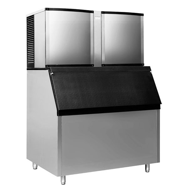 SN-1500P Air-Cooled Blizzard Ice Maker