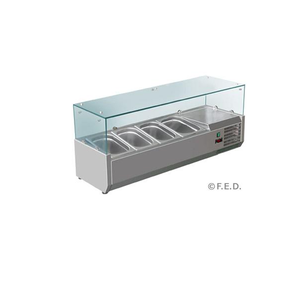 VRX1200/380 Deluxe Prep Top
