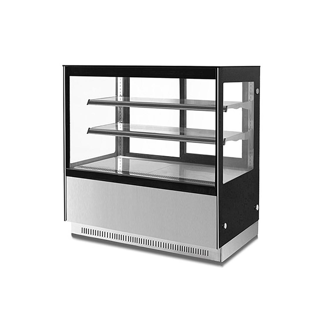Modern 2 Shelves Cake or Food Display - GN-1200RF2