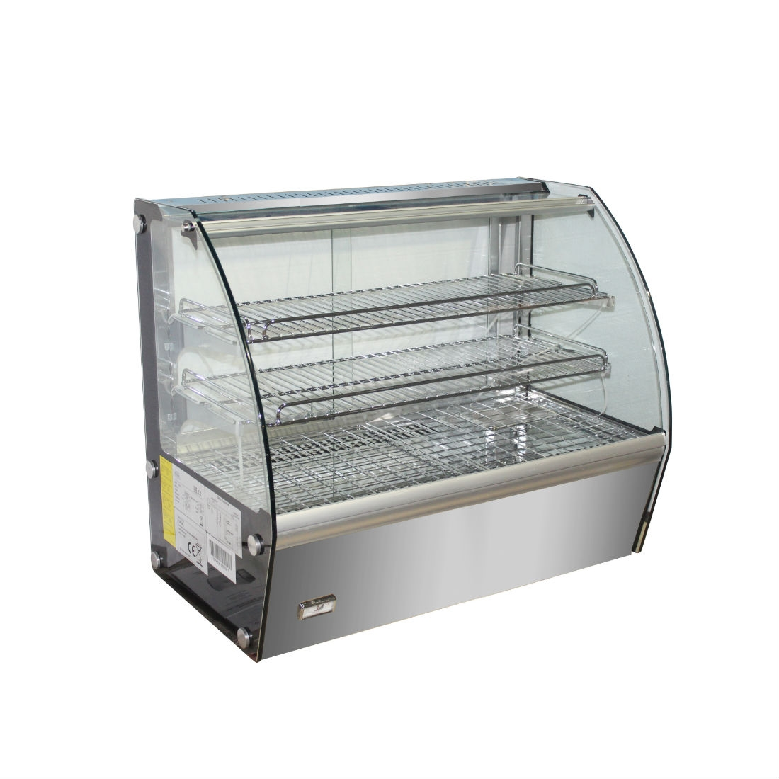 HTH160N - 160 litre Heated Counter-Top Food Display