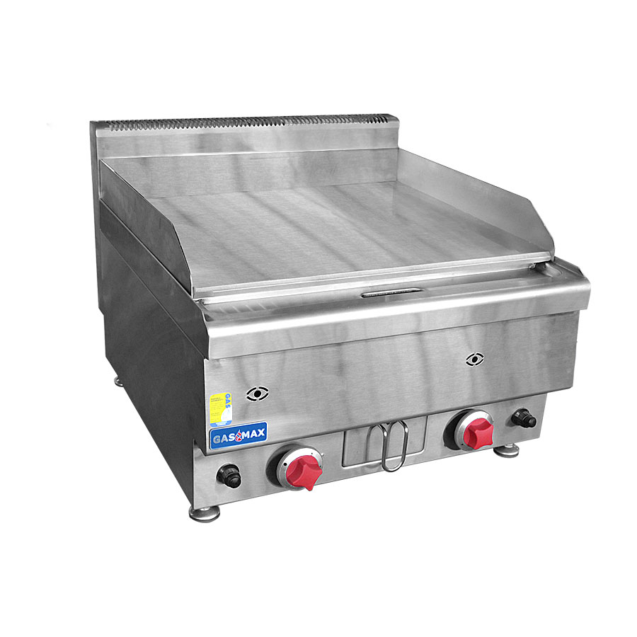 JUS-TRG40 GASMAX Benchtop Single Bunner Griddle