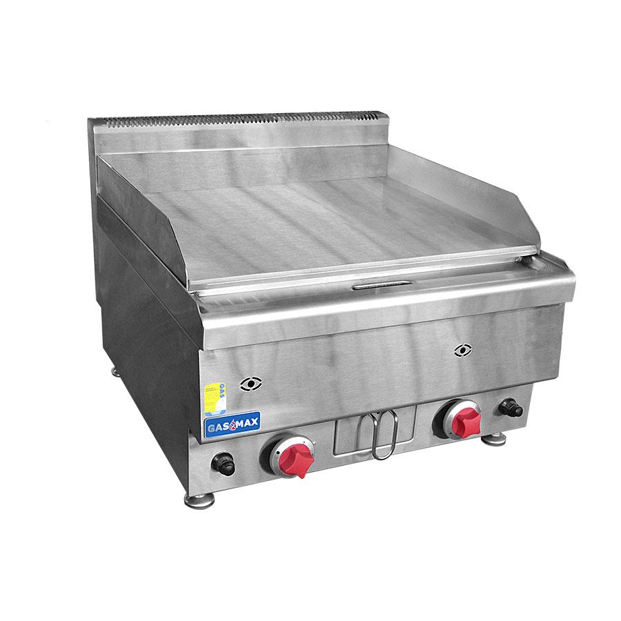 JUS-TRG40LPG GASMAX Benchtop Single Bunner Griddle LPG Gas